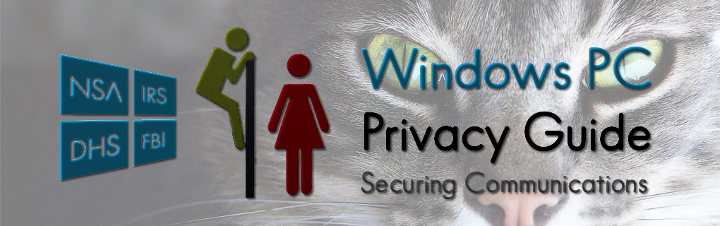 If you are using Microsoft™ Windows® and not GNU/Linux or BSD, then it is likely that you already lost your privacy battle, but Techrights can still offer advice