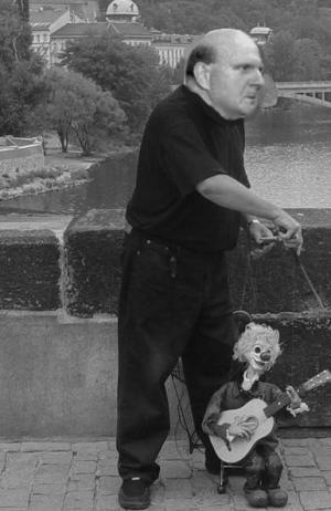 Novell marionette