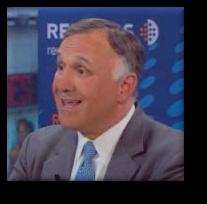 Ron Hovsepian smiles