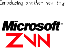 Microsoft ZUN