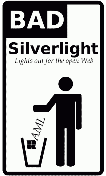 Bad Silverlight