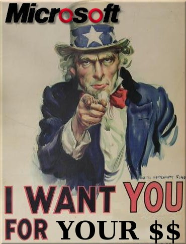 I want you for money
