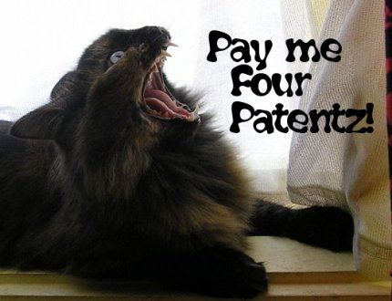patent threat