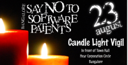 No to software patents