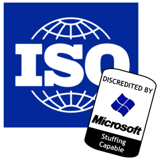 Image: stuffing-capable ISO