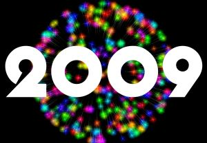 The year 2009