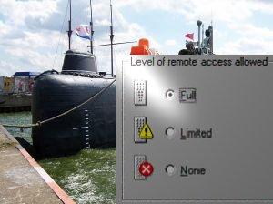 Submarine security