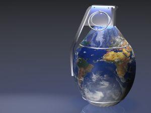 Grenade planet