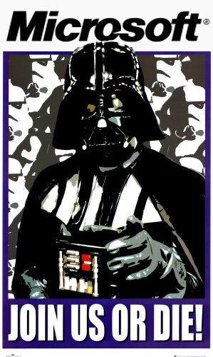 Darth Vader Microsoft
