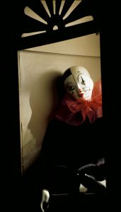 Carole Bartz: puppet