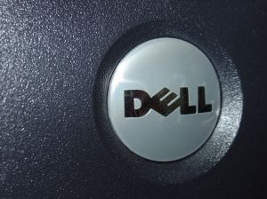 Dell monitor logo