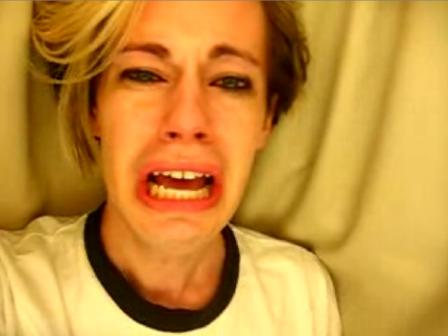 Chris Crocker gives idiocy