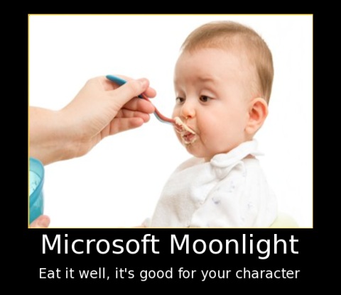 Microsoft Moonlight