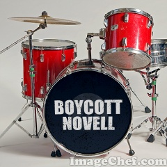 Drums Novell