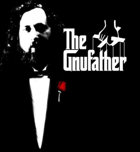 GNU father
