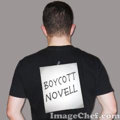 Kick me Novell