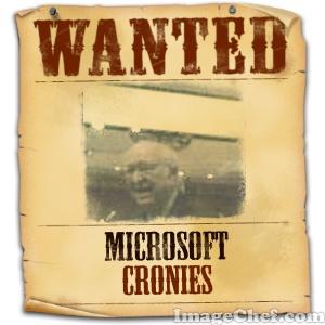 Microsoft cronies