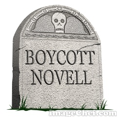 Novell grave