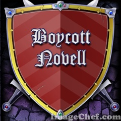 Novell shield