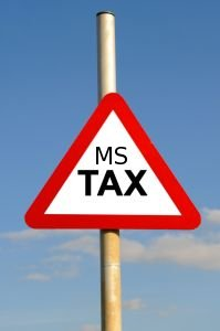 Microsoft tax warning