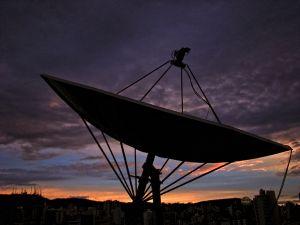 Parabolic radar