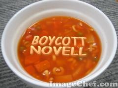 Novell soup