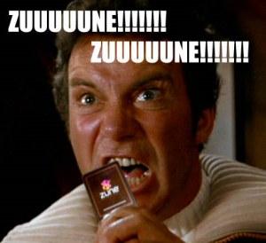 Zune Mayday