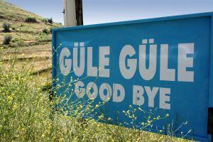 Turkish goodbye