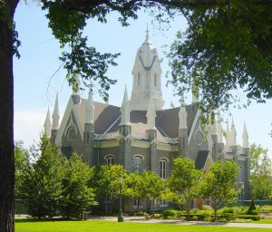 Salt Lake temple square assembly hall