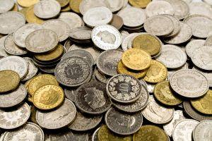 Swiss coins