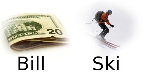 Bill ski