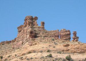 Lionhead rock