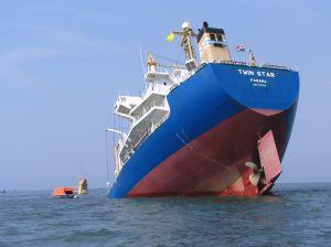 Shipwreck - nice angle