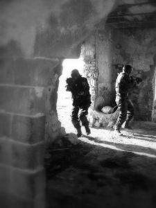 SWAT airsoft Italian team