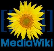 MediaWiki smaller logo