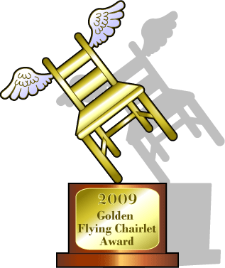 Golden Flying Chairlet Award