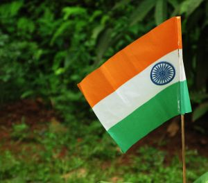 India's national flag