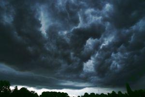 Apocalypse thunderstorm