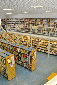 Leiria Library - interior