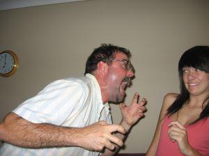 Anger arguing