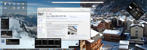 KDE 4 in 2009