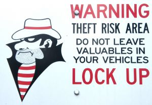 Theft risk