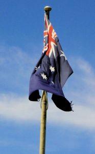 Australia in tatters