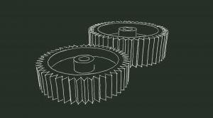 Gears sketch