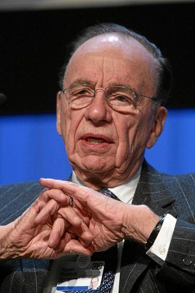 Rupert Murdoch - WEF Davos, 2007