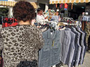 Shirts market