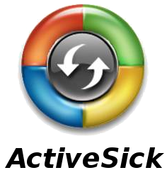 ActiveSync logo joke