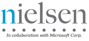 Nielsen and Microsoft