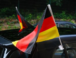 Football fever in Germany
