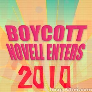 Boycott Novell in 2010